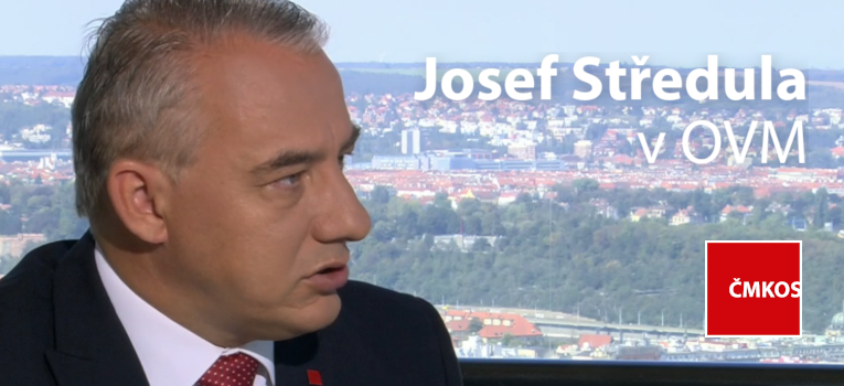 Josef Středula hostem OVM