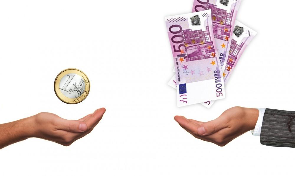 Mzdy v Německu