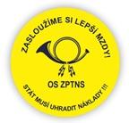 Poštovní logo protestní