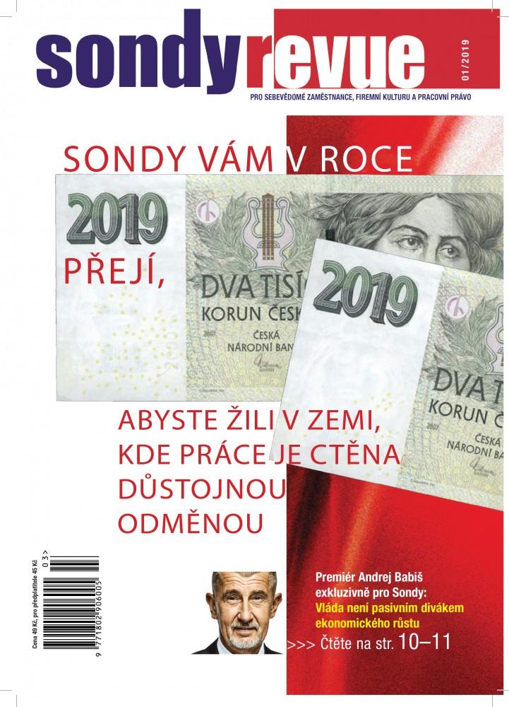 Sondy REVUE 12/2019
