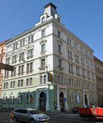 Školící a ubytovací středisko v Praze