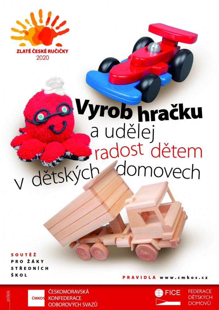 Plakát Zlaté české ručičky 2020