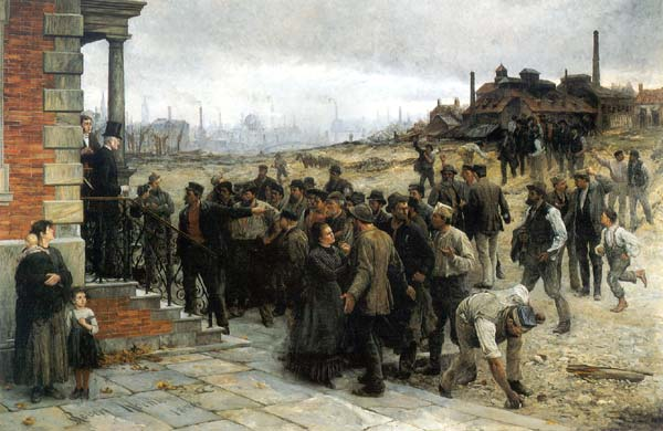 Robert Koehler, Stávka, 1894